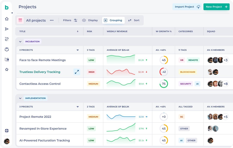 Braineet Workflow Portfolio