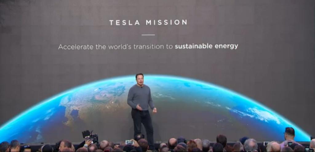 Tesla Alon Musk