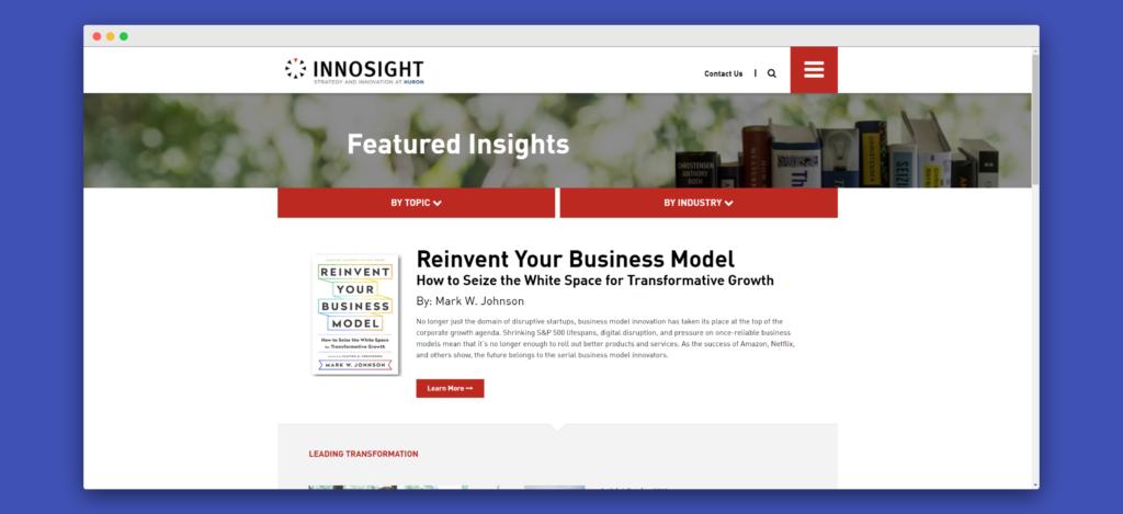 Innosight Insights