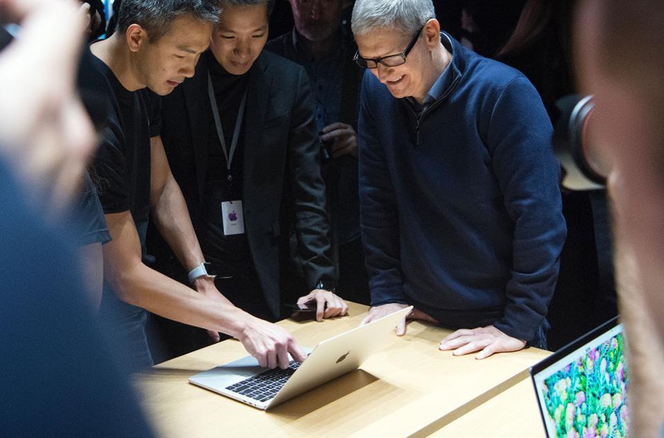 Apple Demo